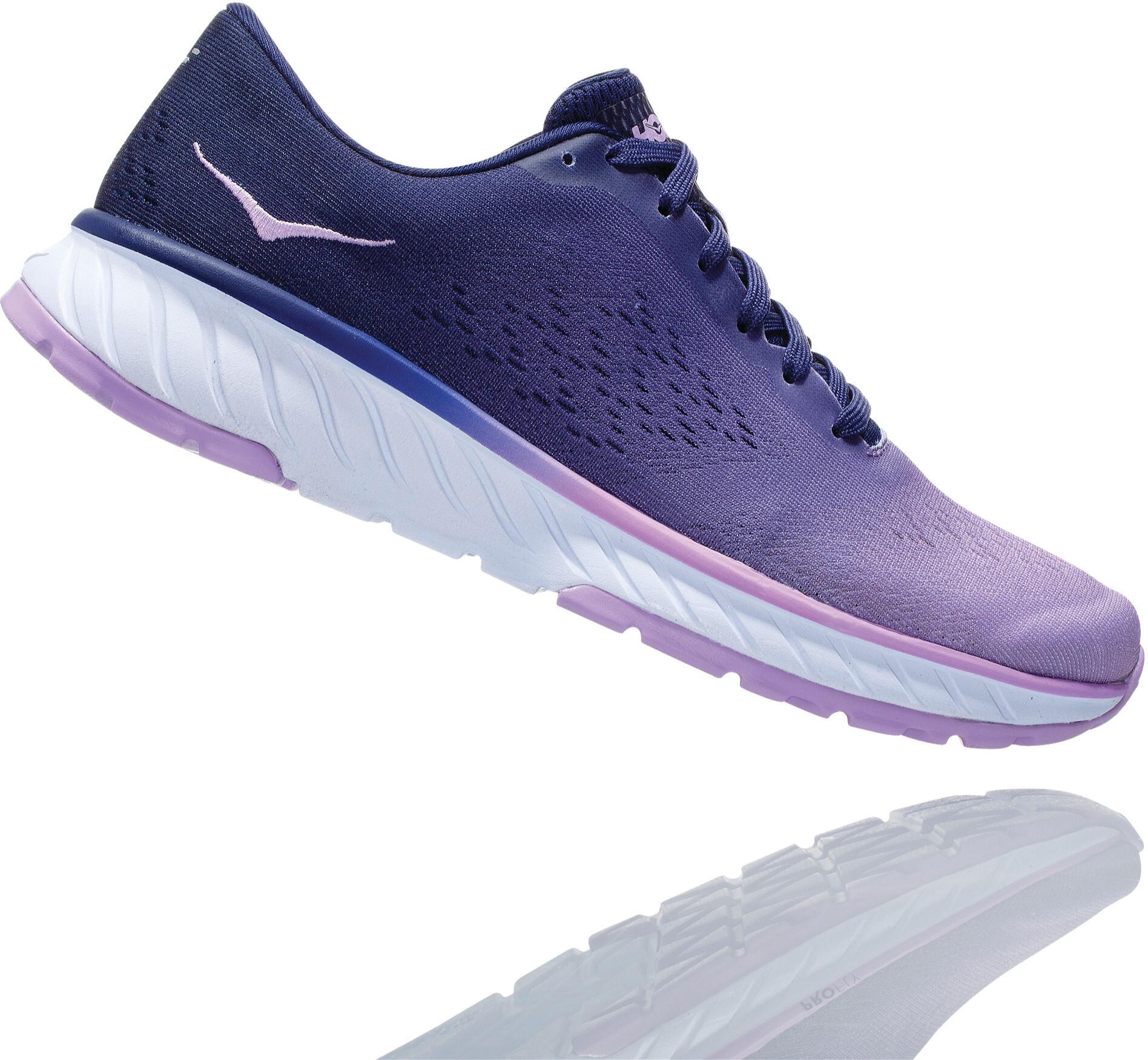 Hoka One One Cavu 2 Running Shoes Dame lavendulamedieval blue